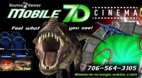 Bounce 2 Gamez – 7D Cinema