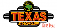 TUE: Texas Roadhouse Kids Meal