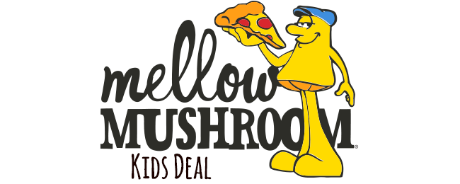 Thurs: Mellow Mushroom Kids Meal