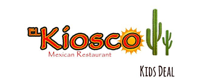 MON: El Kiosco Kids Meal